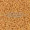 Japanese Seed Bead, TOHO 11-123D/11-421E, Opaque Dark Eggshell Luster, 11/0 30 grams