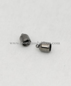 18511-2-6mm-Antique-Oxide-Bullet-End-Caps-Northland-Visions-Findings