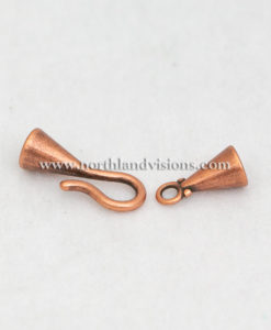 18523-2-6mm-Copper-Hook-Eye-End-Caps-Northland-Visions-Findings