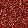 Miyuki Delica Cylinder Bead DB1838 Duracoat Galvanized Berry 11/0 7 grams