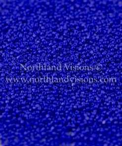 Japanese Seed Bead, TOHO CRS-048, Opaque Dark Blue, 15/0 3-Cut, 14 grams