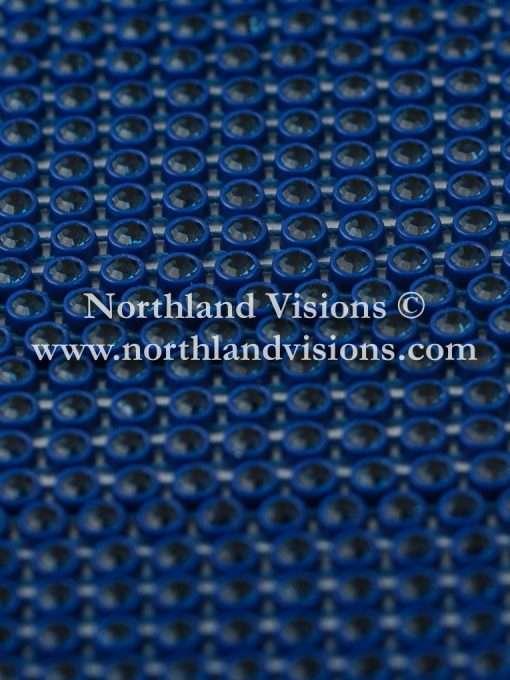 Czech Preciosa Rhinestone Banding, 491-81-301/48, Montana/Navy Blue, ss13, 1 Row, 1 Yard
