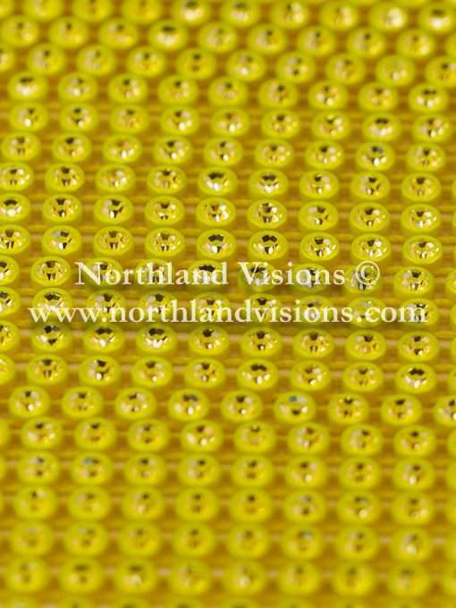 Czech Preciosa Rhinestone Banding, 491-81-301/88 JonqY, Jonquil/Yellow, ss13, 1 Row, 1 Yard