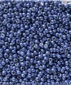 Japanese Seed Bead, Miyuki 11-D5117, Duracoat Galvanized Mermaid Blue, 11/0 30 grams