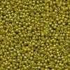 Japanese Seed Bead, Miyuki 11-4205/11-D4205, Duracoat Galvanized Zest, 11/0 30 grams