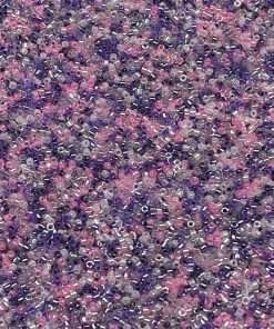 Miyuki Delica Cylinder/Seed Beads, DBCM01, Ceylon Soft Mix 01, 11/0 7 grams